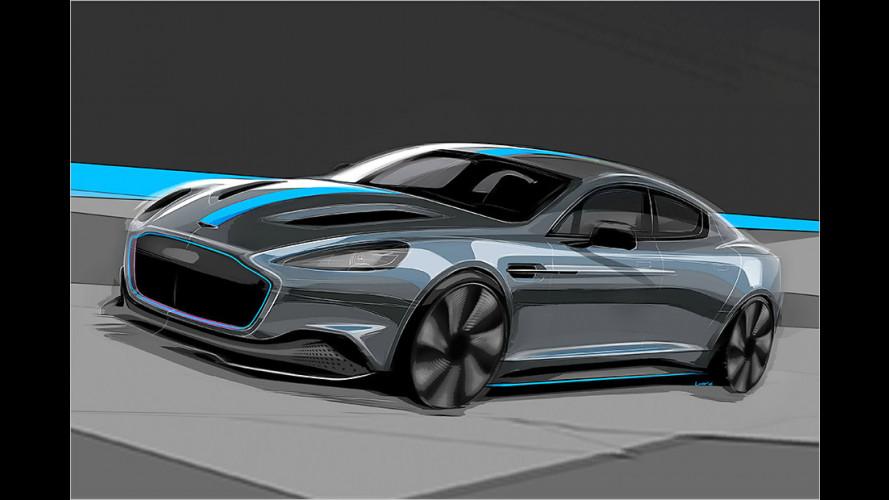 Schlägt der neue Elektro-Sportwagen das Tesla Model S?