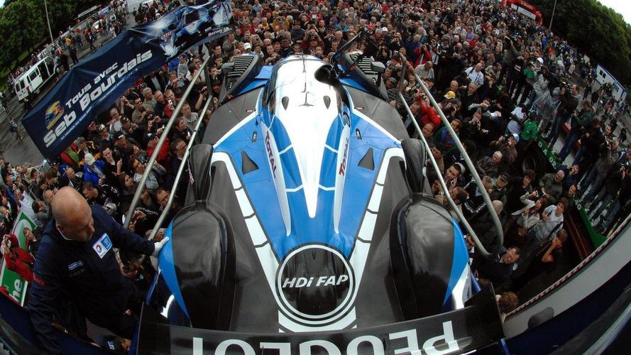 Peugeot axes endurance racing program