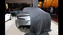 Aston Martin al Salone di Parigi 2008