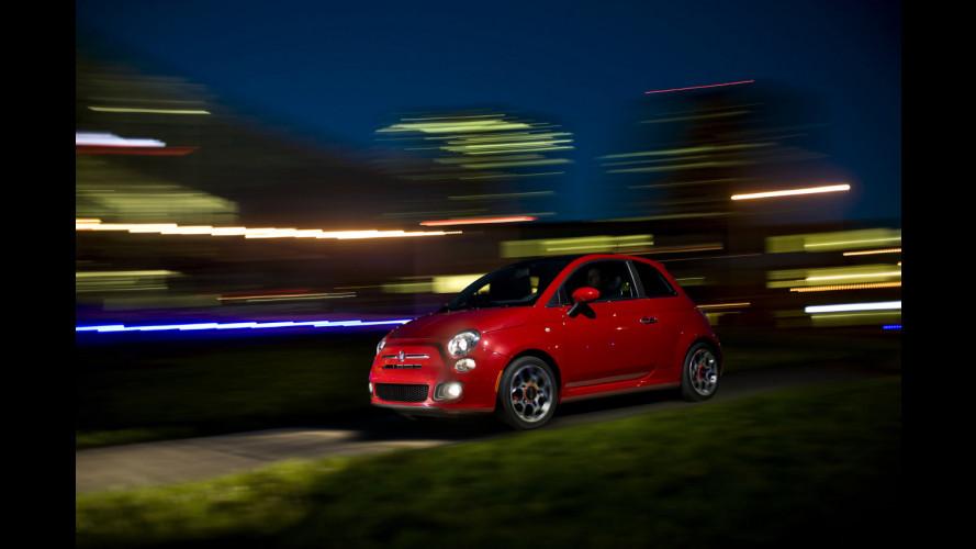 Fiat 500: vendite giù di tono negli USA