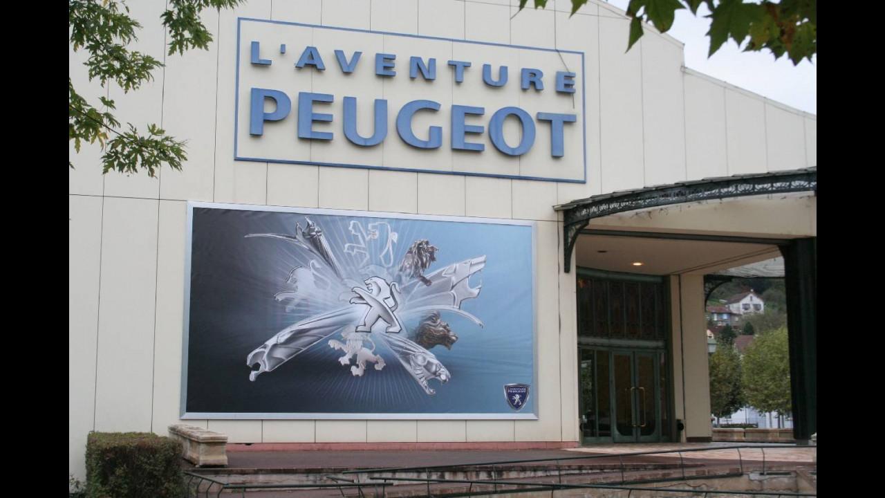 Museo Peugeot - Bici, camion e varie