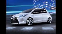 Toyota Aqua, la baby Prius