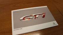 Peugeot 308 GTi specs book reveals 250 PS and 270 PS versions