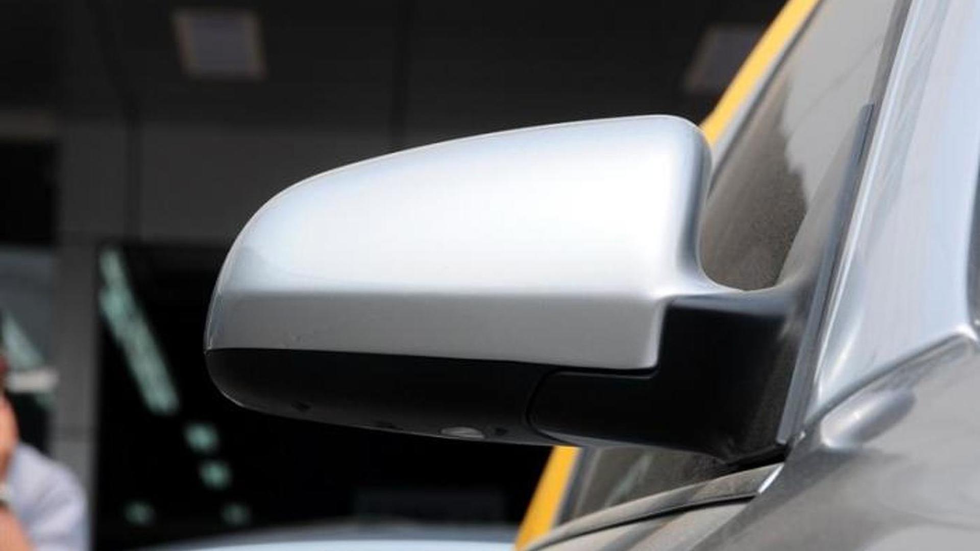 Зеркало заднего вида Audi A6 Pickup