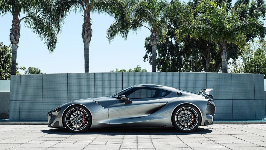 """Toyota trademarks """"Supra"""" in Europe, legendary name coming back?"""