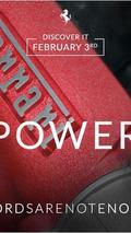 Ferrari new model teaser