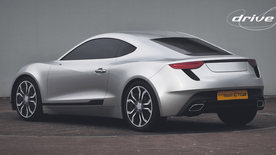 Caterham / Renault C120 Sports Car Concept