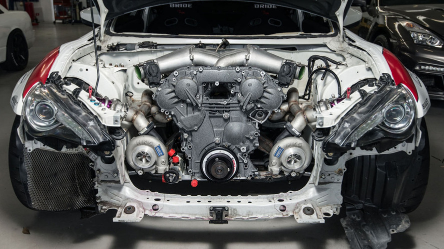 Toyota 86 Fitted With Nissan Gtr Engine Is A World First Update