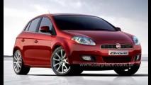 Fiat Bravo deve chegar ao Brasil em 2009 para substituir o Stilo