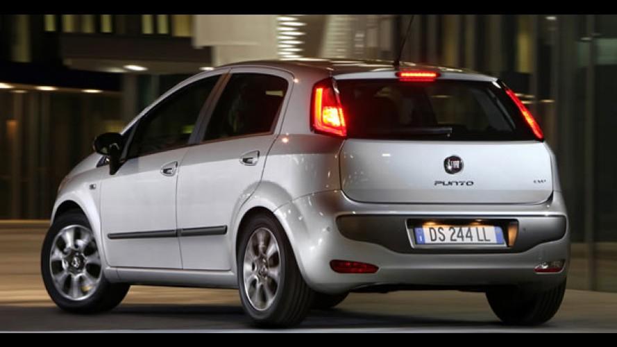 Novo Fiat Punto Evo 2010 - Veja nova galeria de fotos em alta resolução