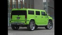 GeigerCars Hummer H2 Green Kompressor