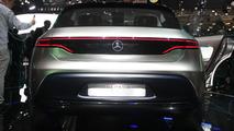 Concept Mercedes EQ Mondial de l'Automobile