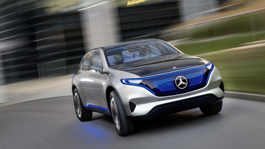 Mercedes-Benz lanzará un rival para el BMW i3