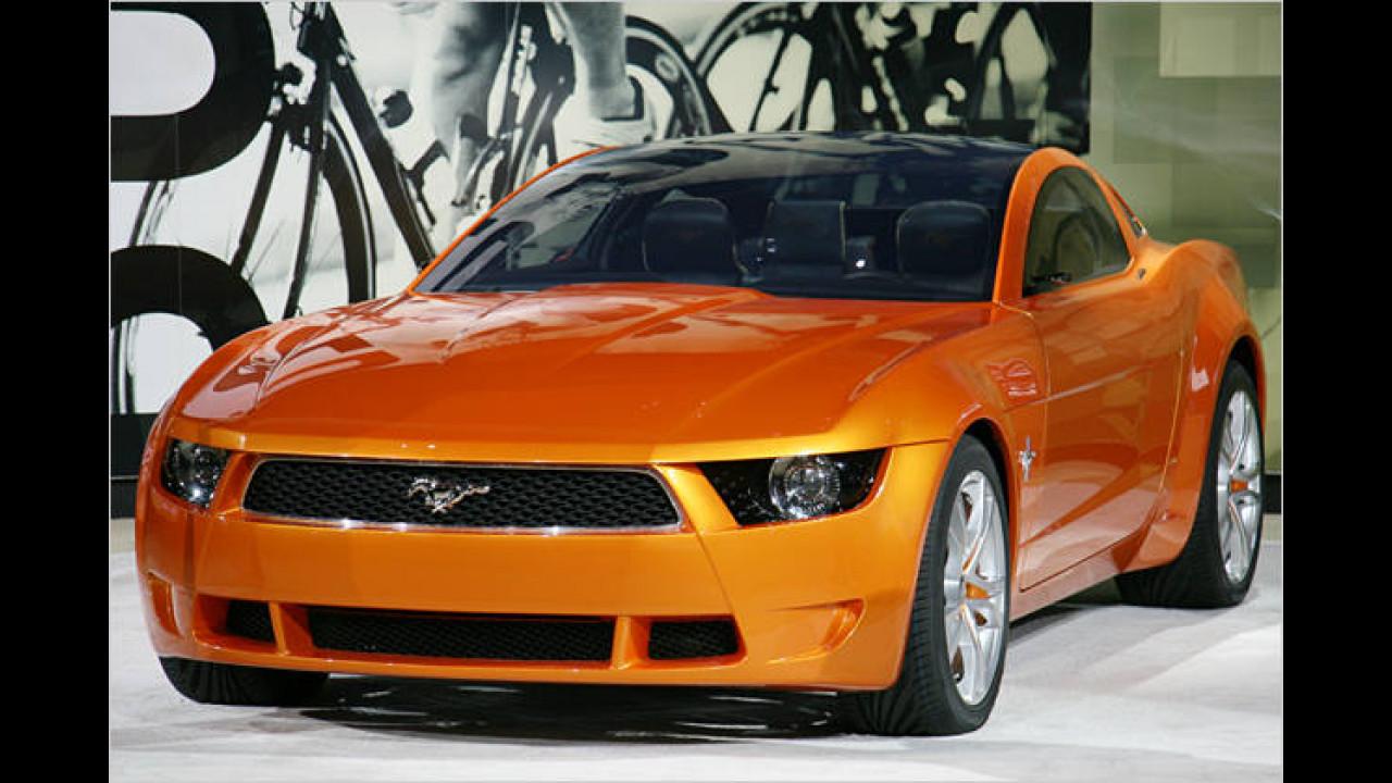 Ford Mustang von Giugiaro (L.A. 2006)