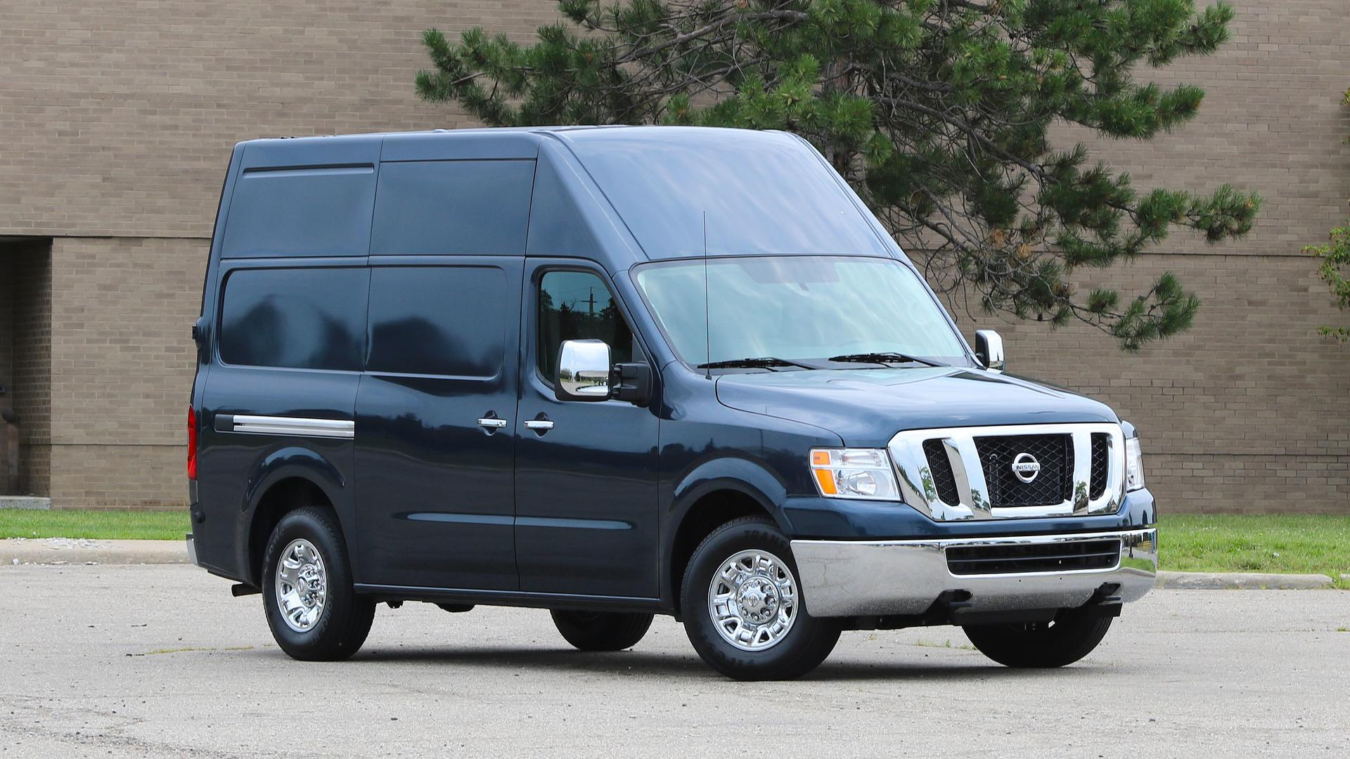 2017 nissan nv3500 review be the envy of the moving company. Black Bedroom Furniture Sets. Home Design Ideas