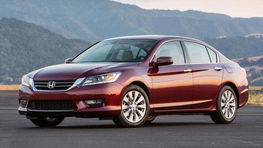 Honda 1.15 milyon Accord'u geri çağırıyor