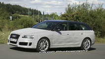 Audi RS6 Avant First Spy Photos