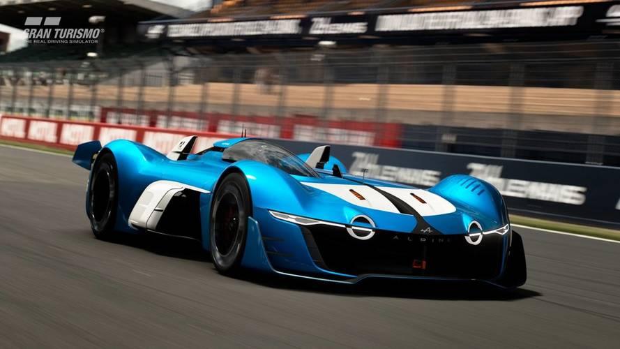 Alpine réitère avec une nouvelle Vision Gran Turismo
