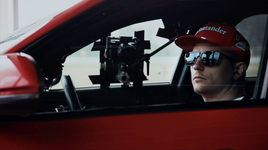 Räikkönen és Vettel párban driftelt az Alfa Romeo Giulia Quadrifoglióval