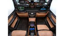 Last Mercedes-Maybach G650 Landaulet