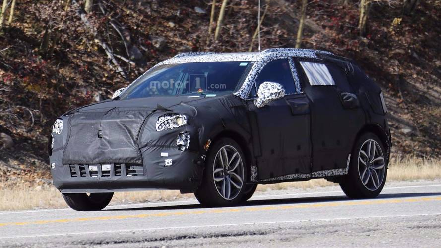 2019 Cadillac XT4 Crossover Caught Testing With Super Cruise