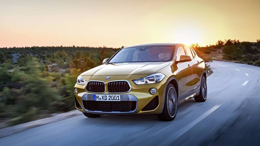 cheaper bmw x2 coming to u s with front wheel drive. Black Bedroom Furniture Sets. Home Design Ideas