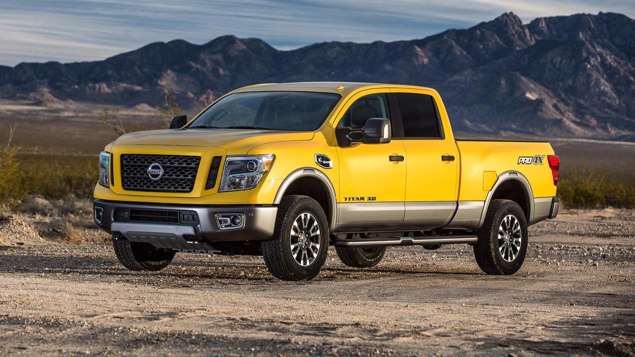 1. 2017 Nissan Titan XD: $9,500 Rebate