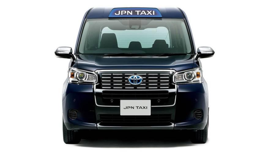 Un Taxi Toyota qui carbure au GPL