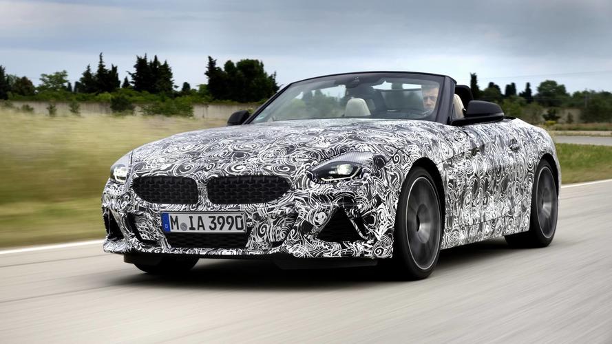 Nouveau BMW Z4 M40i - Photos et vidéo officielles !