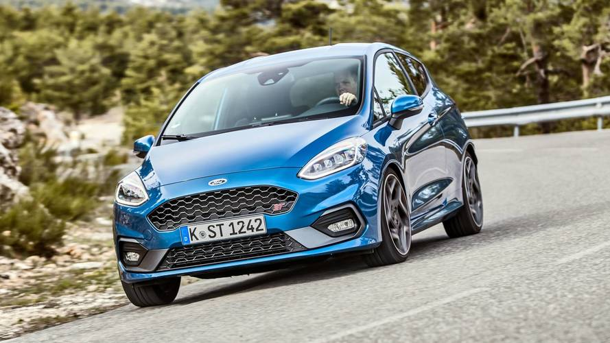 2018 Ford Fiesta ST first drive: Still the best