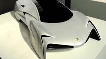 Ferrari Cavallo Bianco concept - 19.7.2011