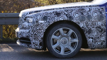 Rolls-Royce Wraith facelift spy photo