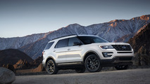 Ford Explorer XLT with Sport Appearance Package