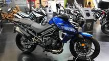 Salão Duas Rodas - Triumph Tiger 800