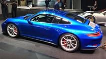 Porsche 911 GT3 Touring Package live in Frankfurt