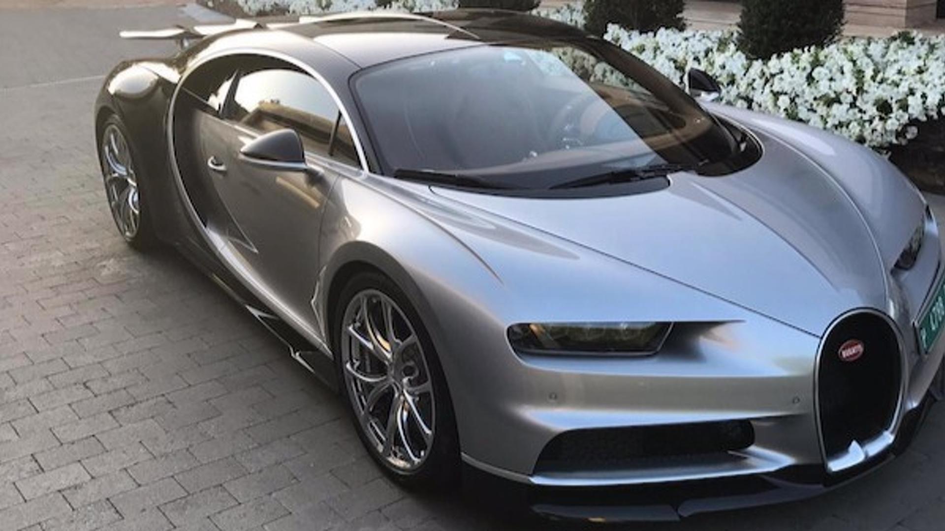 ... Bugatti Cristiano Ronaldo Spotted Driving His New Bugatti Chiron On  Bugatti Type 252, Bugatti Prototypes, ...