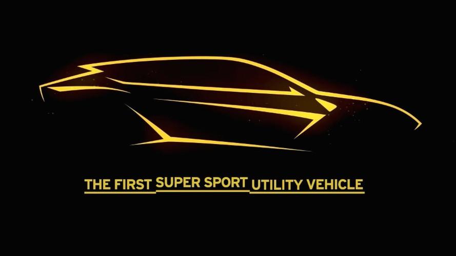 Lamborghini Urus 2018: nuevo teaser en vídeo