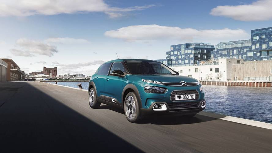 Citroën C4 et C4 Cactus vont fusionner