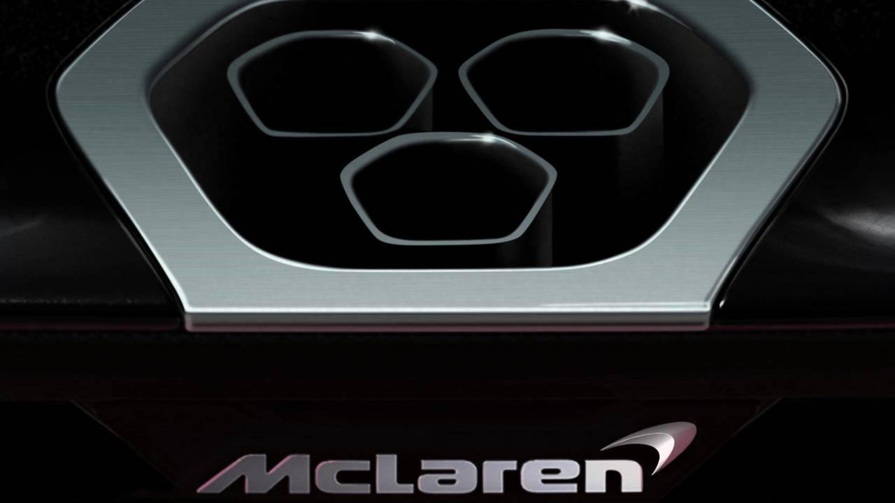 McLaren Track-Focused Car Teaser