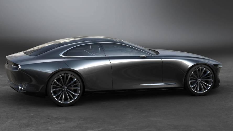 Mazda Vision Coupé: un prototipo deslumbrante