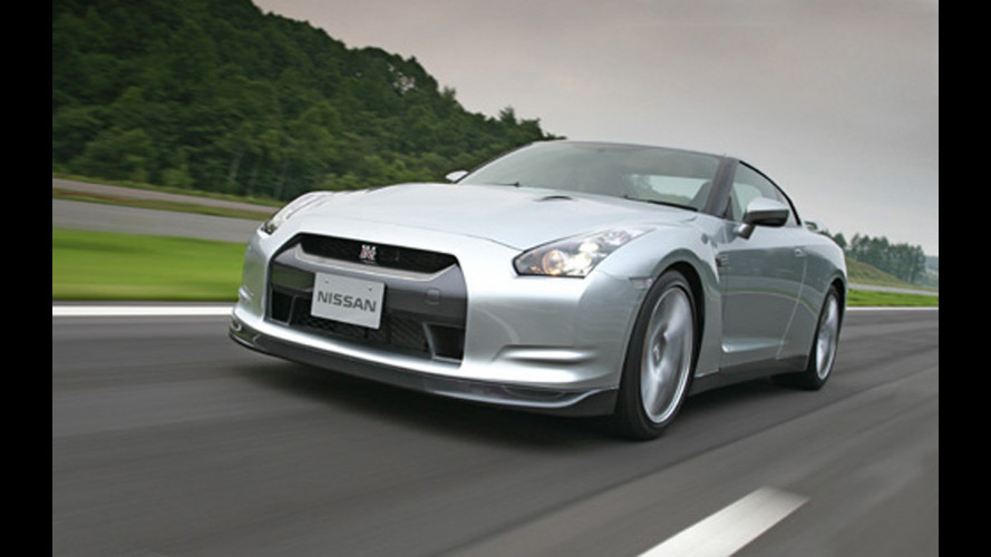 Ecco la nuova Nissan Skyline GT-R