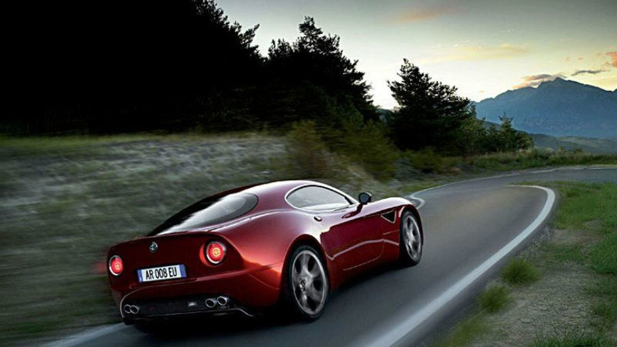 New Alfa Romeo 8C Competizione Video