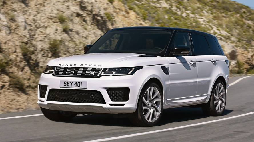 Le Range Rover Sport adopte l'hybride rechargeable