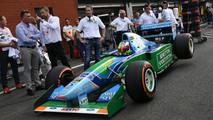 Mick Schumacher Benetton F1-10