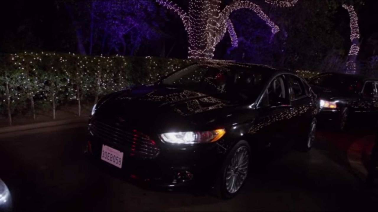 Good: Ford Fusion in New Girl
