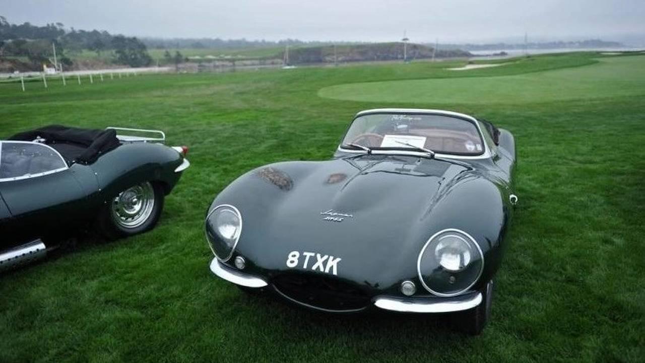 1955 Jaguar XKSS 728