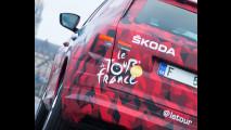 Skoda Kodiaq al Tour de France