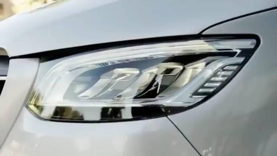 VIDÉO - Ultime teaser pour le Mercedes-Benz Sprinter