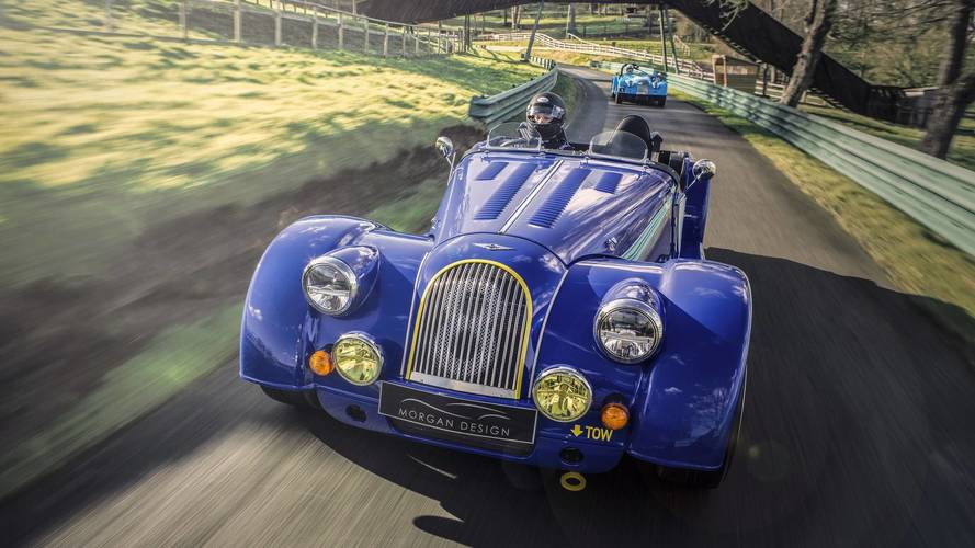 Morgan Plus 8 50th Anniversary Edition Is A Tribute To A Legend