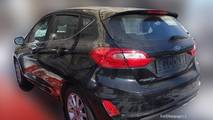 Novo Ford Fiesta - Flagra
